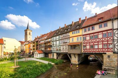 Khách sạn ở Erfurt