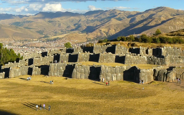 Cusco hotellia