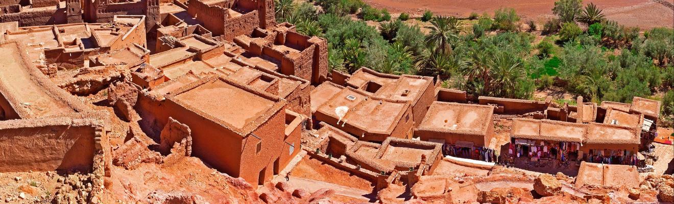 Khách sạn ở Ouarzazate