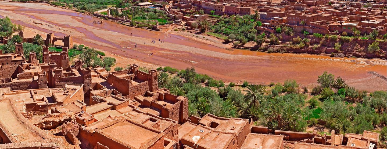 Auto de alquiler en Aeropuerto Ouarzazate