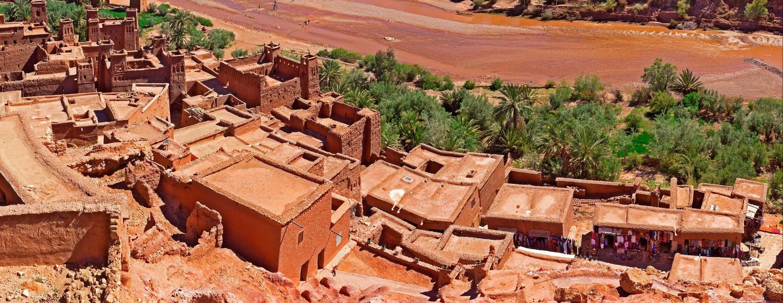Alquiler de coches en Aeropuerto Ouarzazate