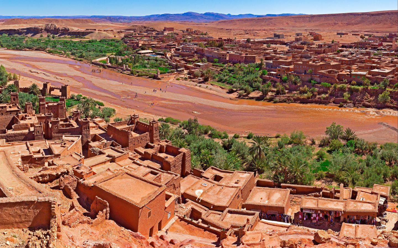 Ouarzazate hotellia