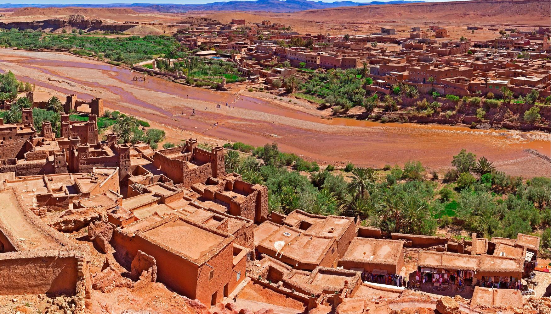 Car hire at Ouarzazate Airport