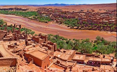 Ξενοδοχεία στην πόλη Ouarzazate