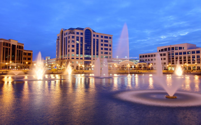 Ξενοδοχεία στην πόλη Newport News