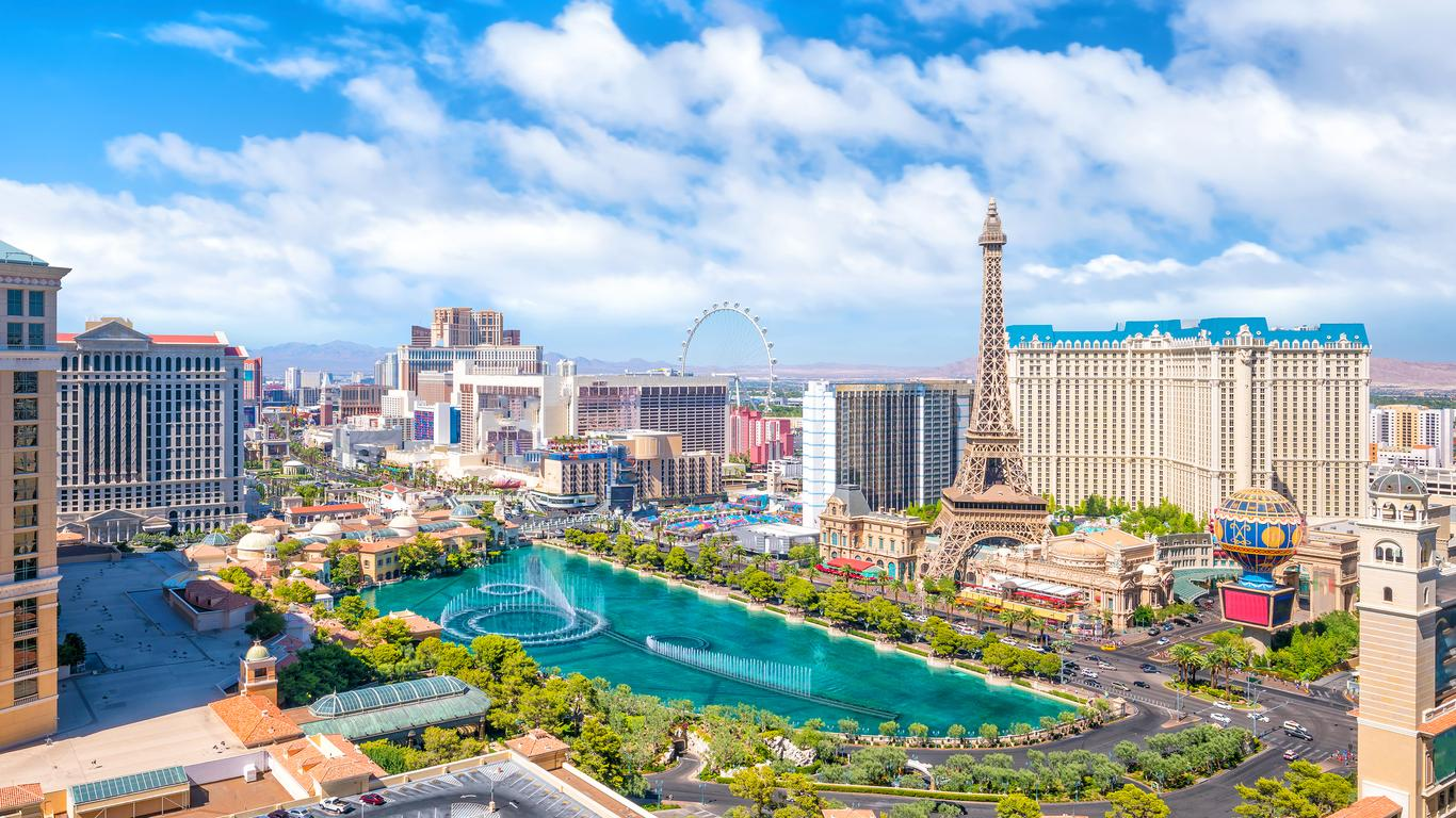Mietwagen in Las Vegas