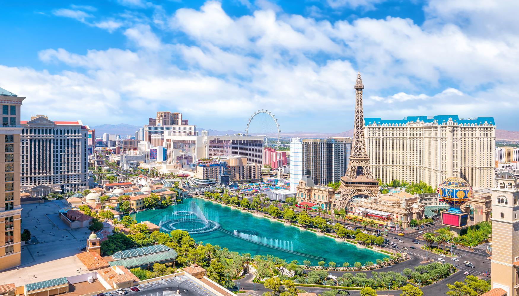 Alquiler de coches en Aeropuerto Las Vegas McCarran