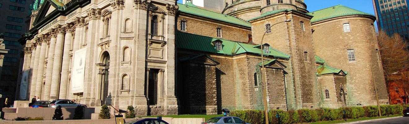 Ξενοδοχεία στην πόλη Μόντρεαλ