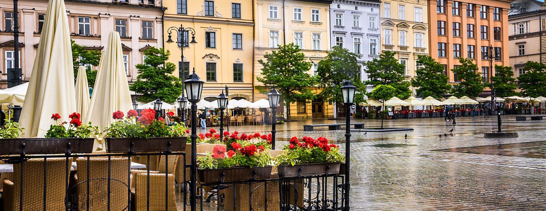 Car hire at Krakow J. Paul II Balice Airport