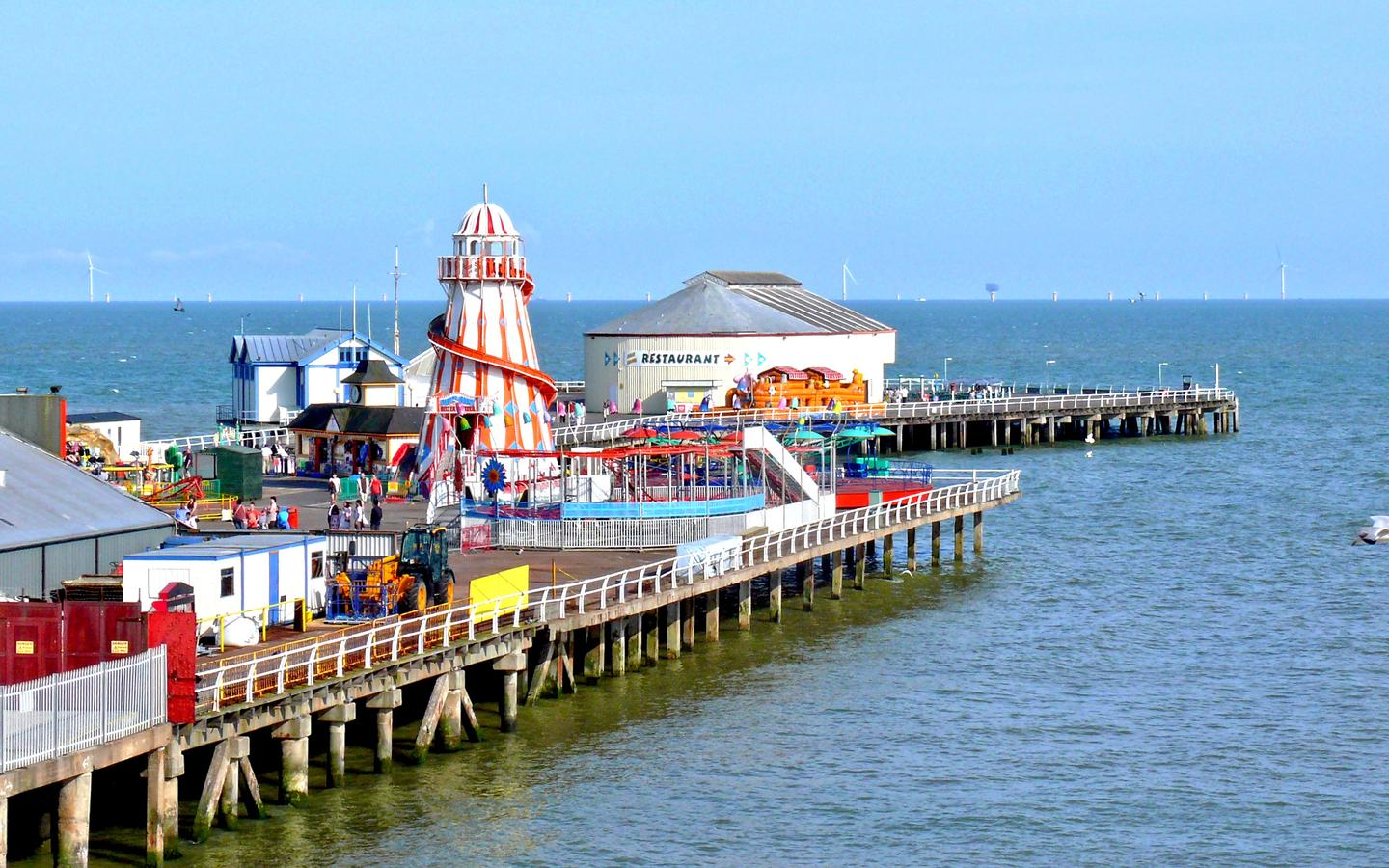 Clacton-on-Sea hotels