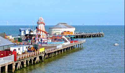 Clacton-on-Sea hoteles