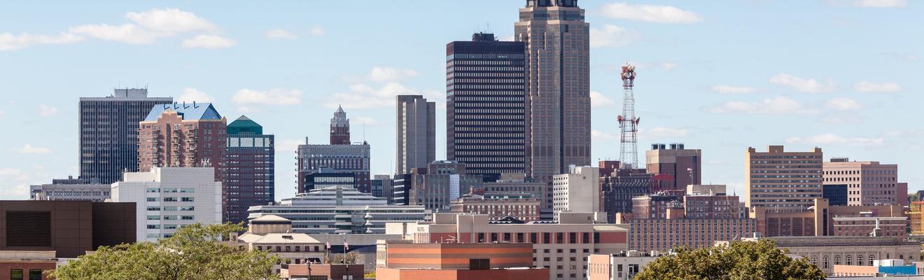 Des Moines hotels