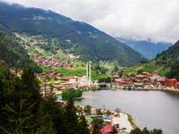 Ξενοδοχεία στην πόλη Uzungöl
