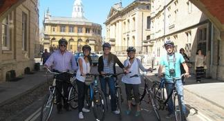 'Inspector Morse,' 'Lewis,' and 'Endeavour' Walking Tour of Oxford
