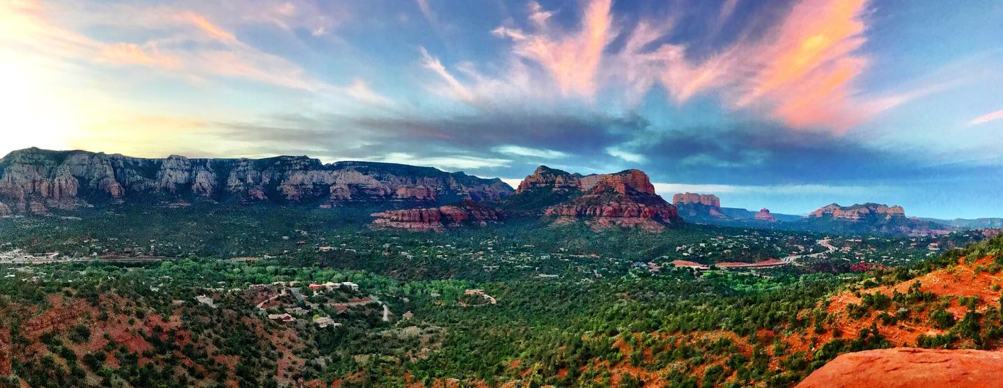 Sedona Car Hire
