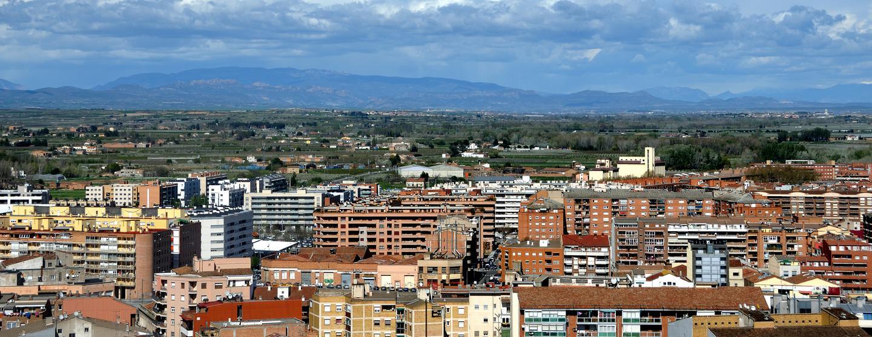 Auto de alquiler en Aeropuerto Lérida Lleida-Alguaire