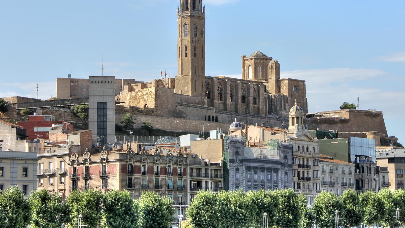Mietwagen in Lleida