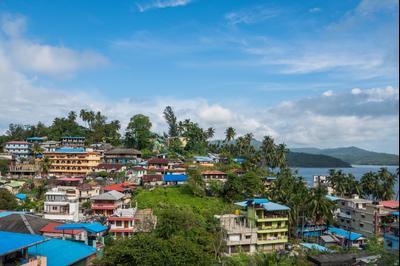 Port Blair hotels