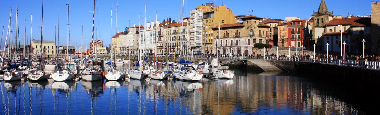 Ξενοδοχεία στην πόλη Gijón