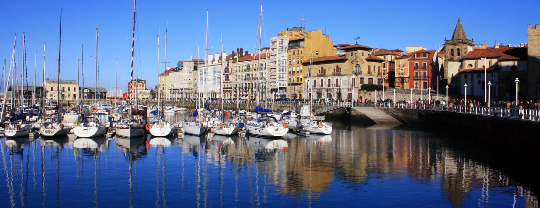 Gijón budget hotels