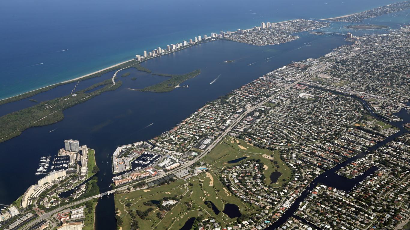 Alquiler de autos en North Palm Beach