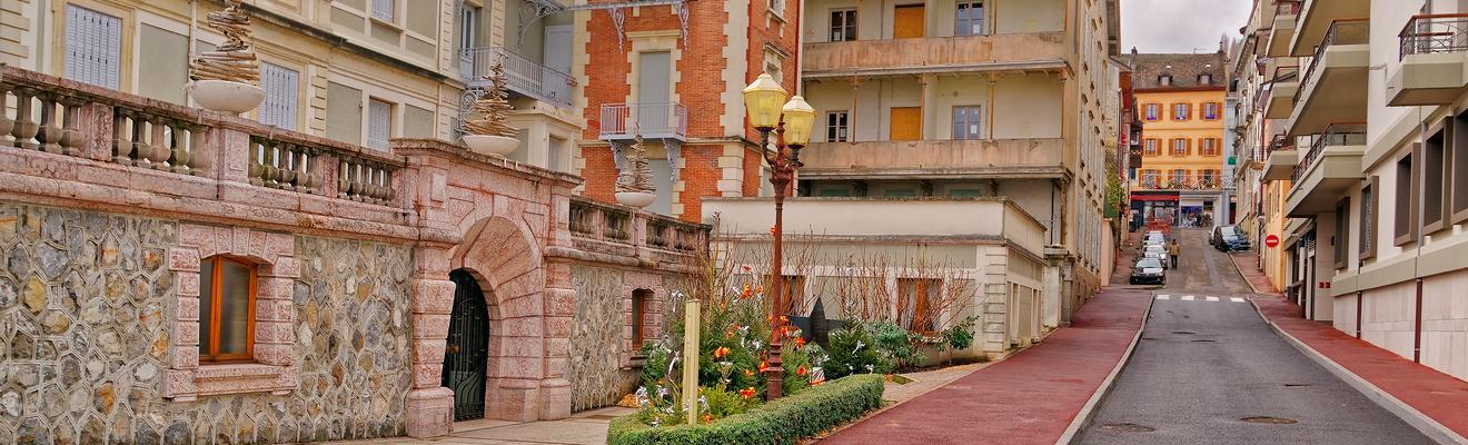 Évian-les-Bains hotels