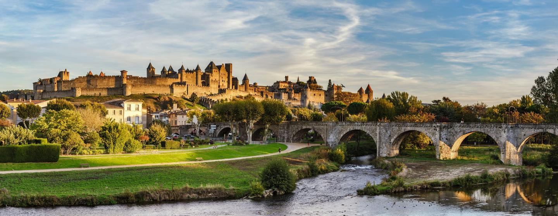 Carcassonne luxury hotels