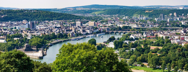 Autonvuokraus Koblenz