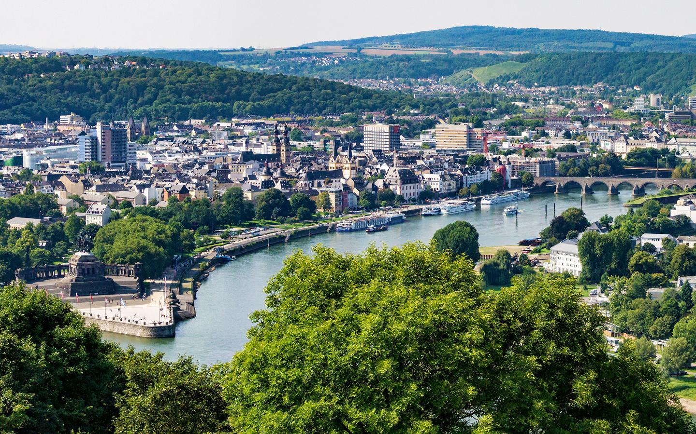 Koblenz hotels