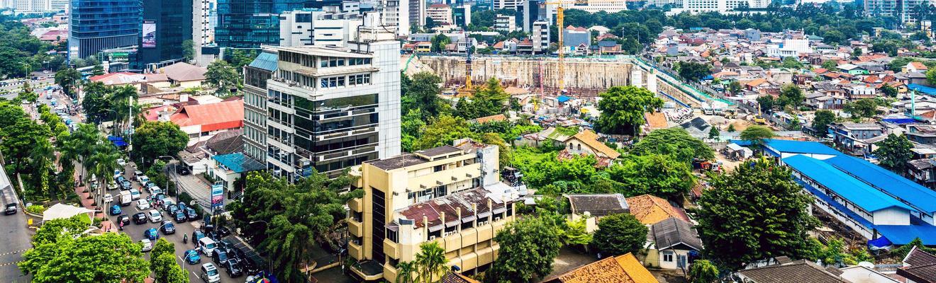 Ξενοδοχεία στην πόλη Τζακάρτα
