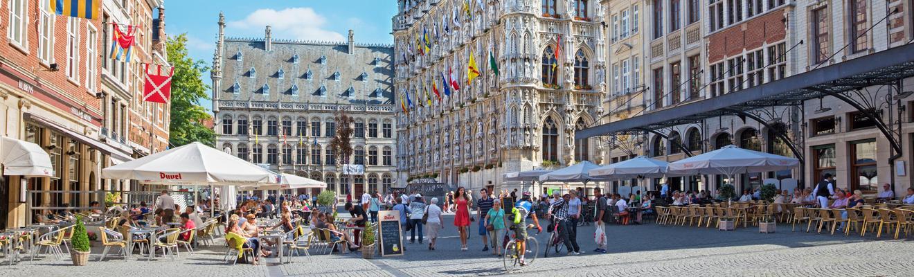 Leuven hotellia