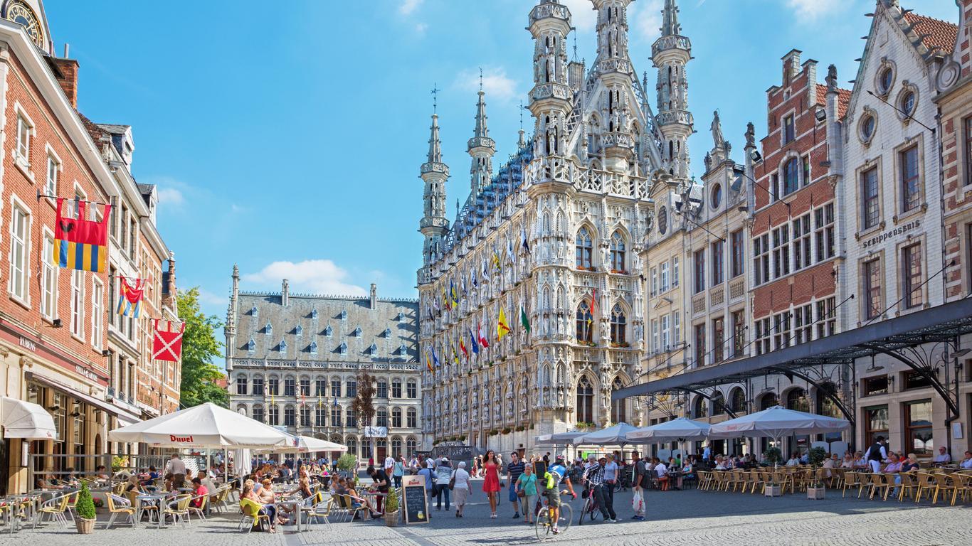 Leuven car hire