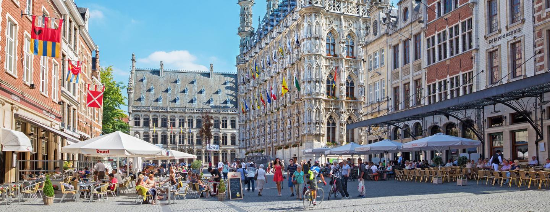 Leuven budget hotels