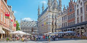 Autoverhuur in Leuven