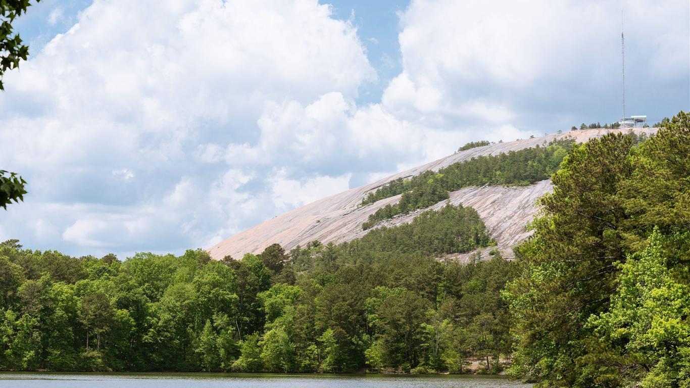 Stone Mountain autoverhuur