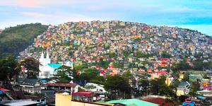 Autoverhuur in Baguio City