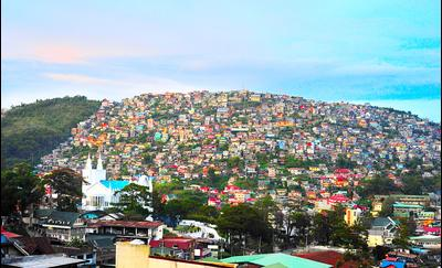 Ξενοδοχεία στην πόλη Baguio