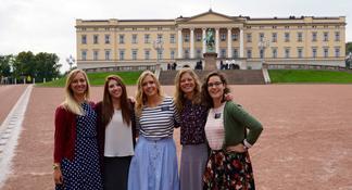 Small-Group Oslo Bike Tour: City Highlights