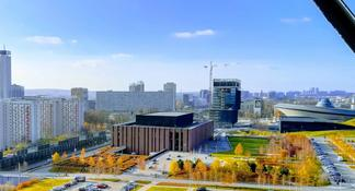 Katowice: Old Town Highlights Walking Tour