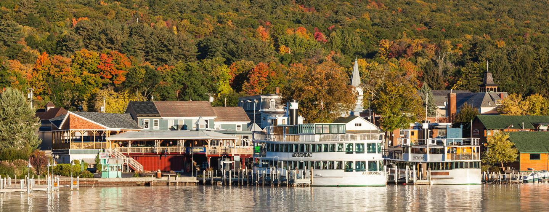 Παραθαλάσσια ξενοδοχεία σε Lake George