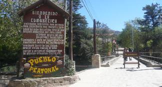 Full Day Tour to La Cumbrecita from Cordoba