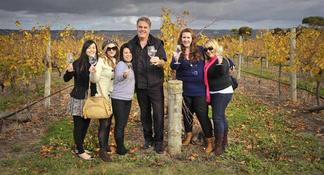 Barossa Valley Wineries Tour with Tastings from Adelaide