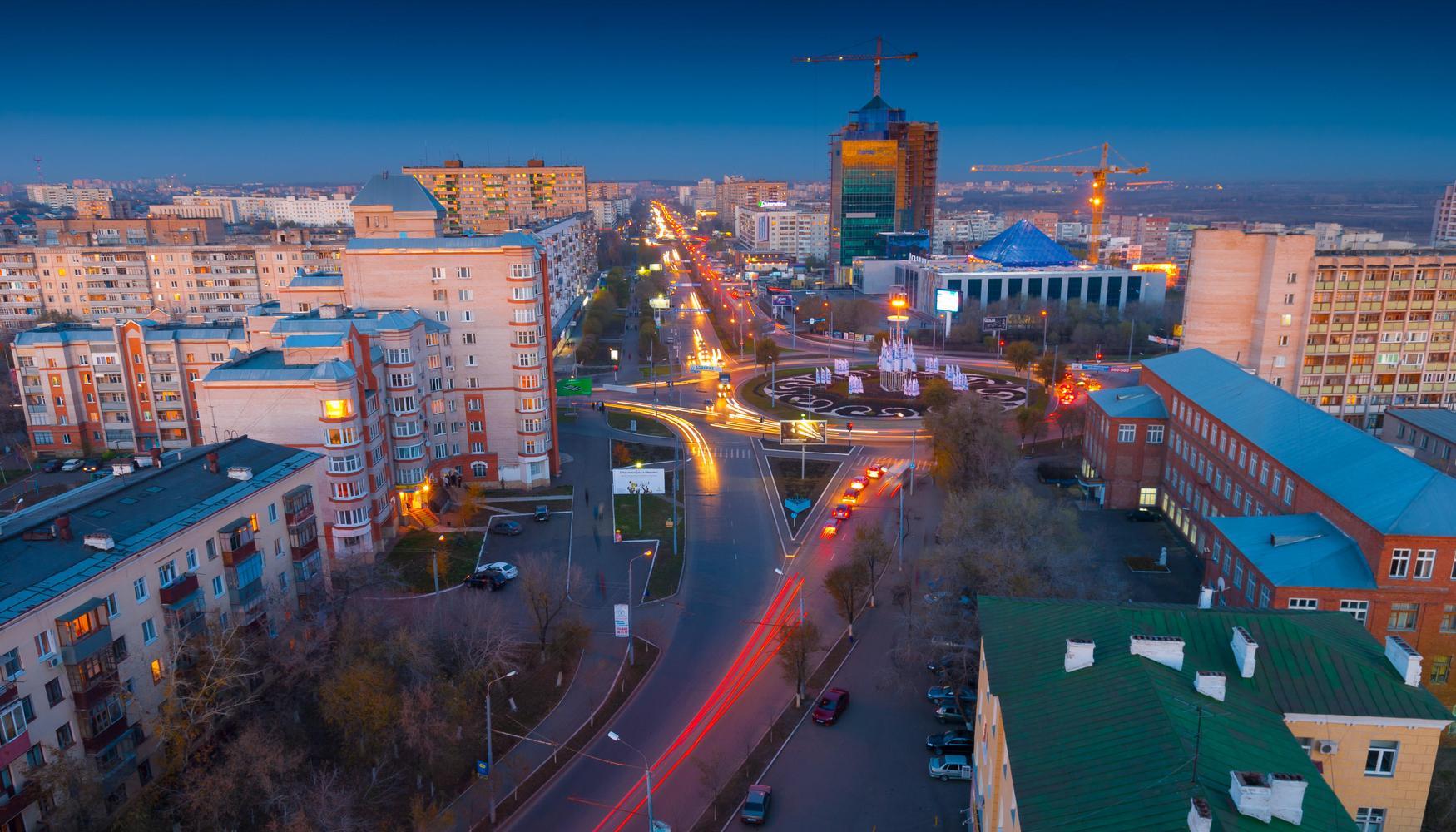 Car hire at Orenburg Airport