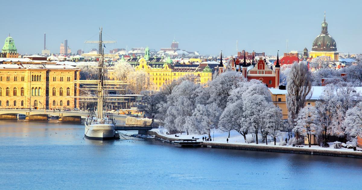 flyg stockholm tunis