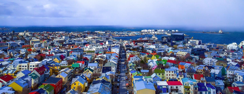 Reykjavik kylpylähotellit