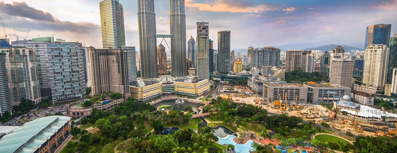 Hotéis de luxo em Kuala Lumpur