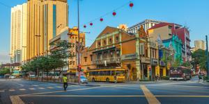 Biler i Kuala Lumpur