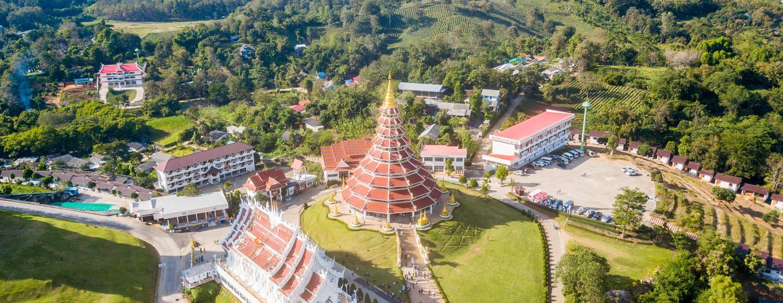 Chiang Rai budget hotels