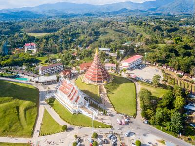 Chiang Rai hotellia