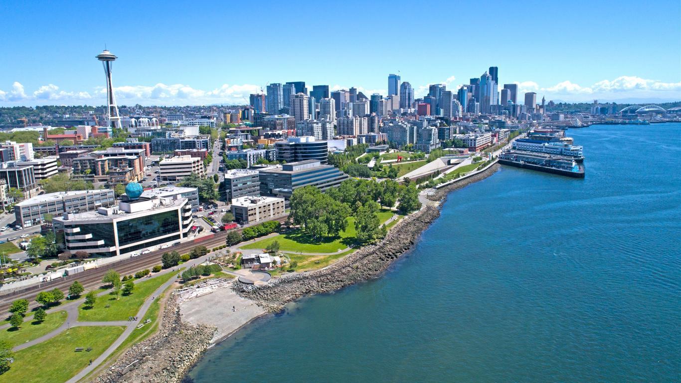 Renta de autos en Seattle